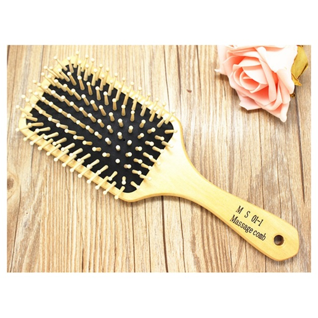 Aliexpress.com : Buy 10 inch Big Hairbrush Wooden Paddle Hair.