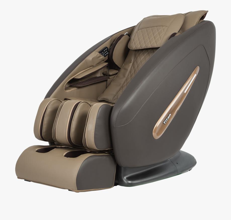 The Titan Pro Commander Massage Chair Features An L.