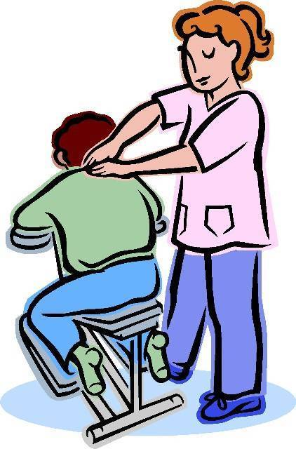Massage 20clipart.