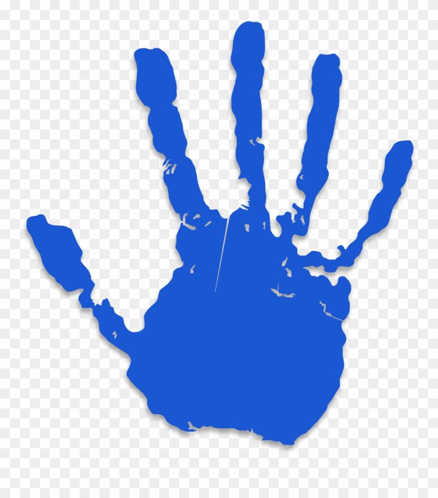 Massage Hands Clipart.