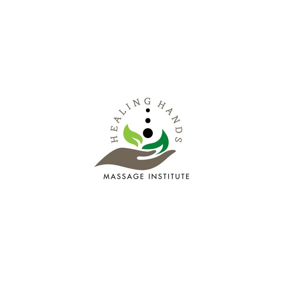 Healing Hands Logo.