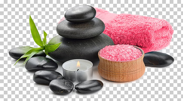 Day spa Stone massage Beauty Parlour, Spa day, lighted.