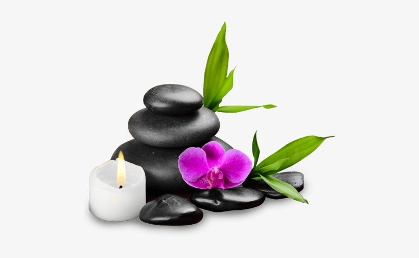 Spa Stone Png.