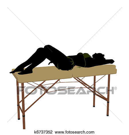 Massage table clipart 7 » Clipart Station.