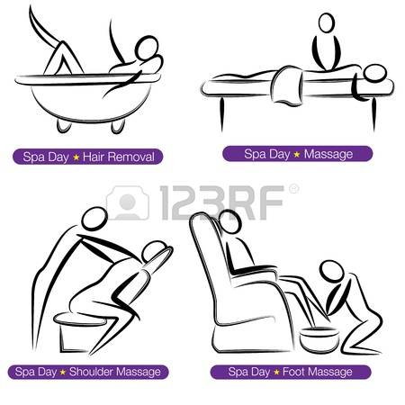 8,436 Massage Therapy Stock Illustrations, Cliparts And Royalty.
