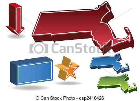 Massachusetts Vector Clip Art EPS Images. 825 Massachusetts.