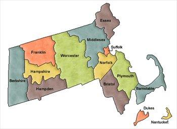 Free Massachusetts Clipart.