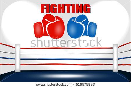 Boxing Stock Photos, Royalty.