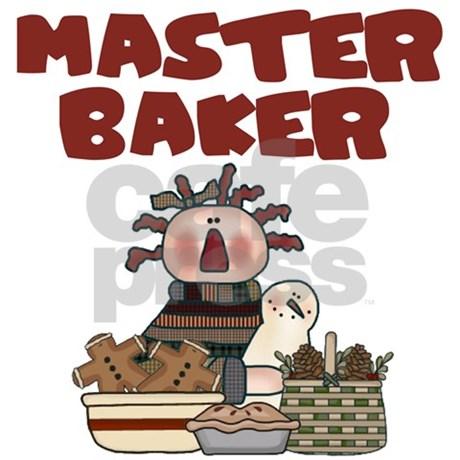 Master Baker Kitchen Apron by cowpiecreek.