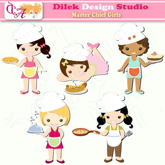 Master Chef Girls.