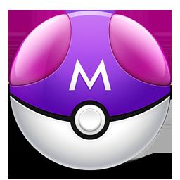 Master Ball Icon.