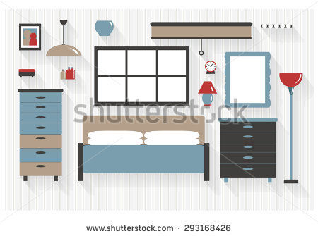 Master Bedroom Stock Photos, Royalty.
