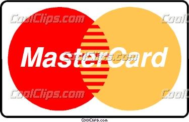 MasterCard Vector Clip art.