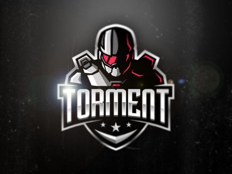TORMENT Gaming Logo by HSSN DSGN on Dribbble.