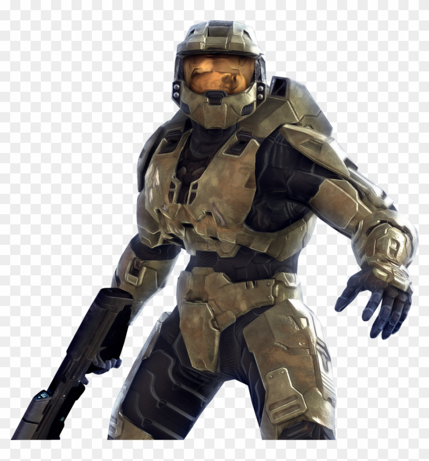 Master Chief Png Transparent Image.