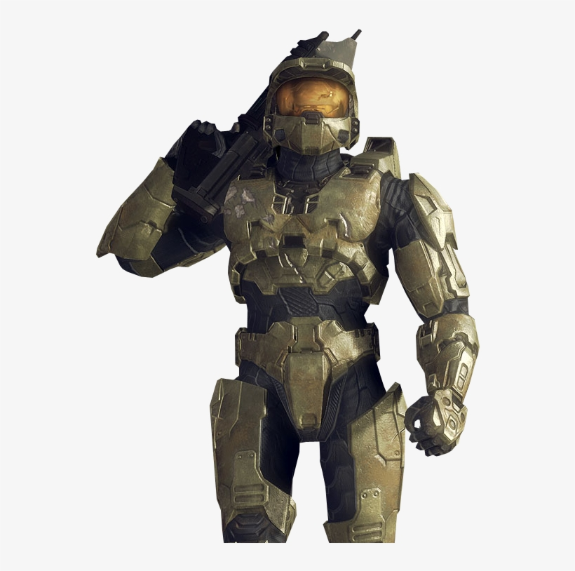 Halo Master Chief Png.