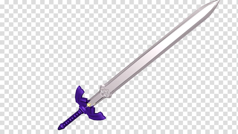 The Master Sword Render.