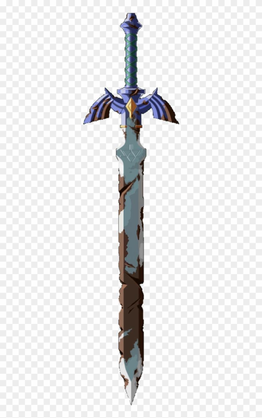 Zelda Master Sword Png.