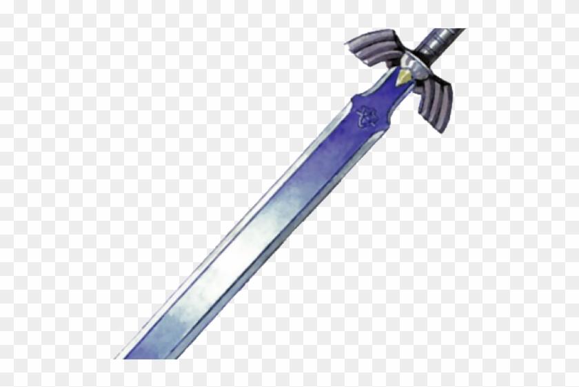 Master Sword Cliparts.
