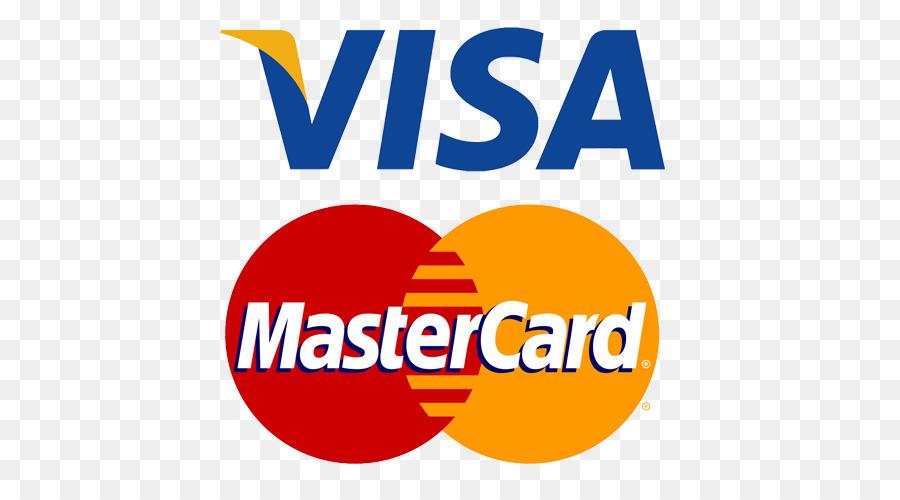 Visa Mastercard Logo clipart.