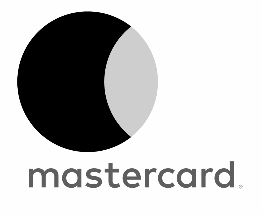 Mastercard Logo Black And White Master Card Logo.