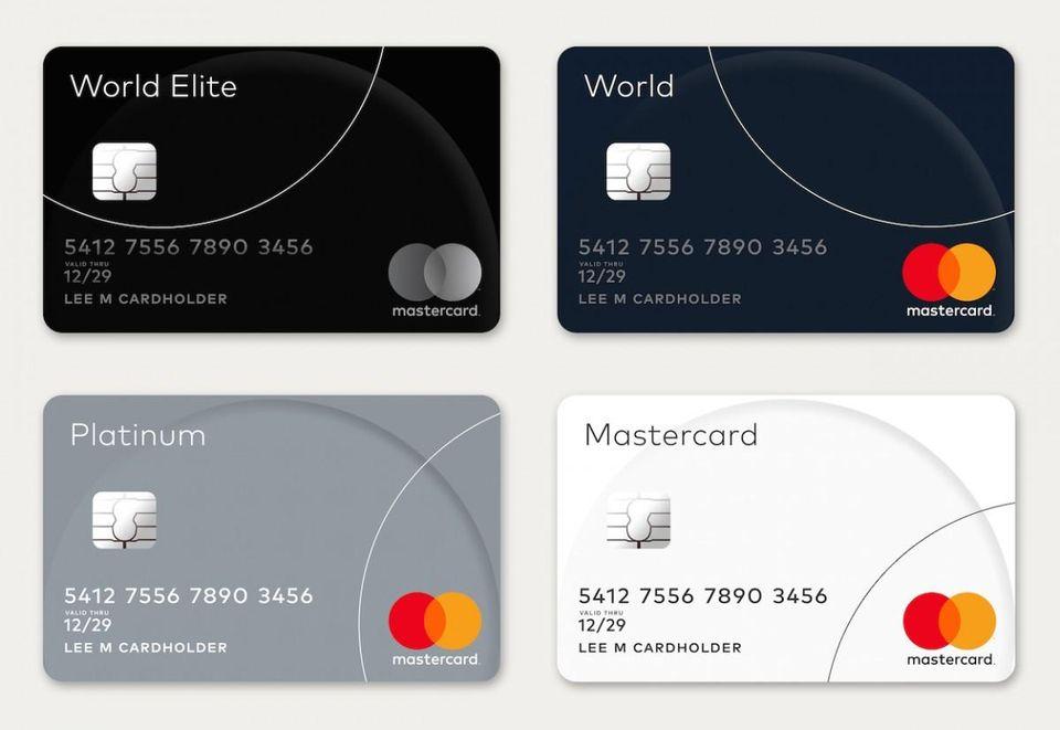 The Story Behind Mastercard\'s New Logo.