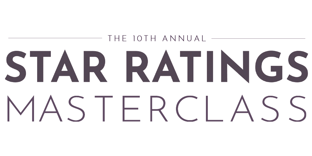 The 10th Annual Star Ratings Master Class.