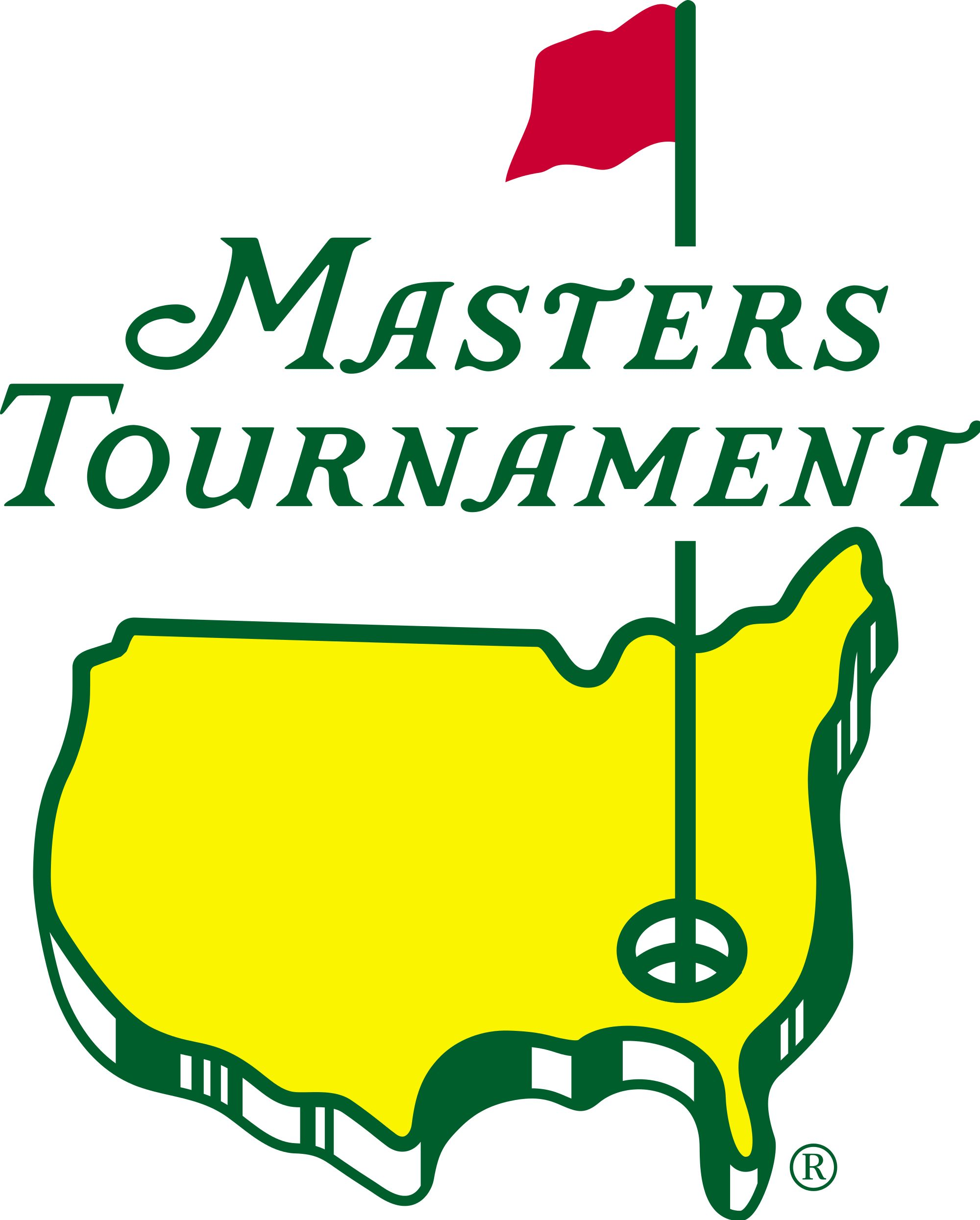 Augusta Masters Tournament Logo.