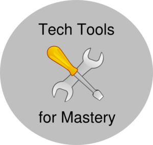 Tech Tools For Mastery Clip Art at Clker.com.