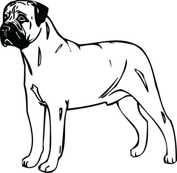 Free Mastiff Dog Cliparts, Download Free Clip Art, Free Clip.