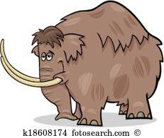 Mastodon Clipart and Illustration. 61 mastodon clip art vector EPS.