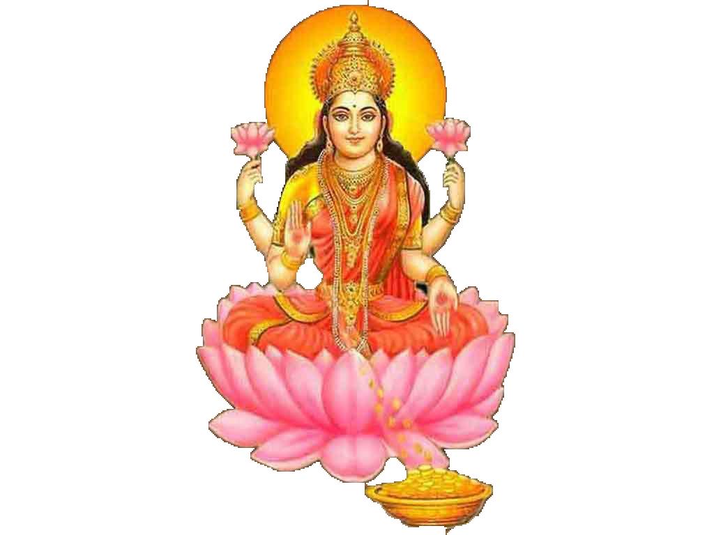 Lakshmi PNG Transparent Images.
