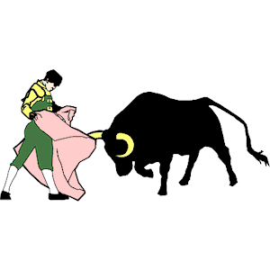 Matador clipart, cliparts of Matador free download (wmf, eps, emf.