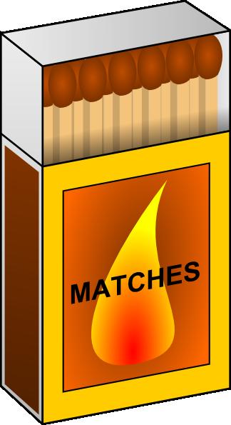 Match Box Clip Art at Clker.com.