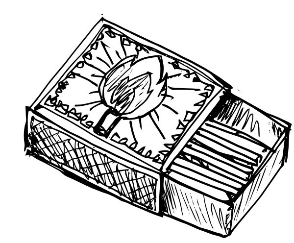 Matches Clipart.