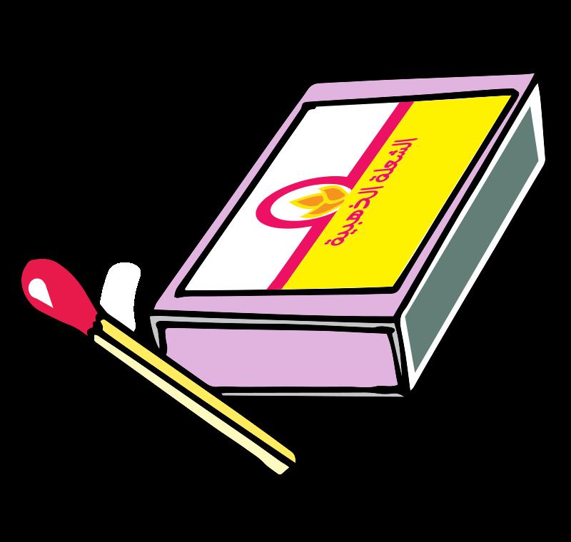 Matches clip art.