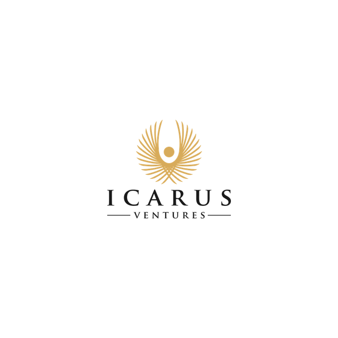 Icarus Ventures and Ozymandias Capital: two matching logos.