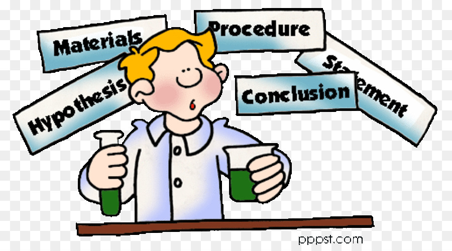 Scientist Cartoon png download.