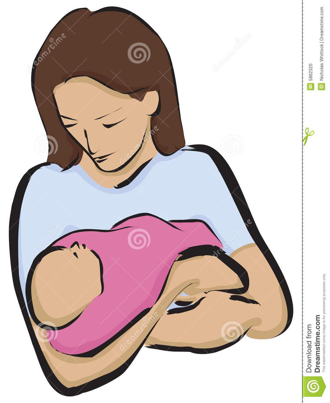 Maternal clipart.