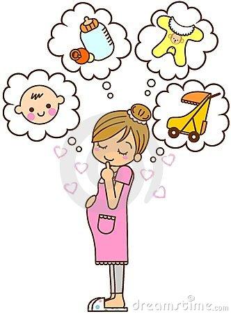 Maternity Clipart.