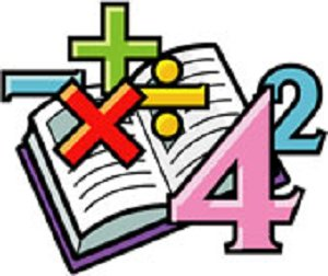 Number math clipart.
