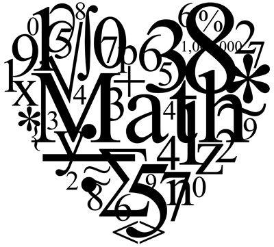 Math Clipart Black And White.