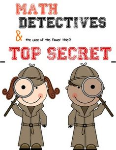 Math Detective Task Cards * Justify & Explain Thinking in Multi.
