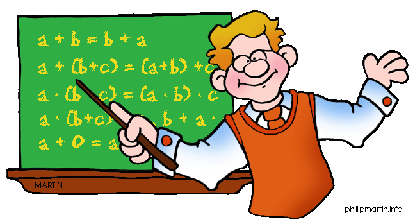 Free Math Clip Art Collection from GradeA.