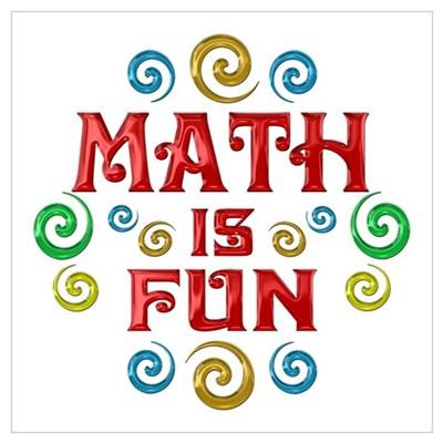 Fun Math Clipart.