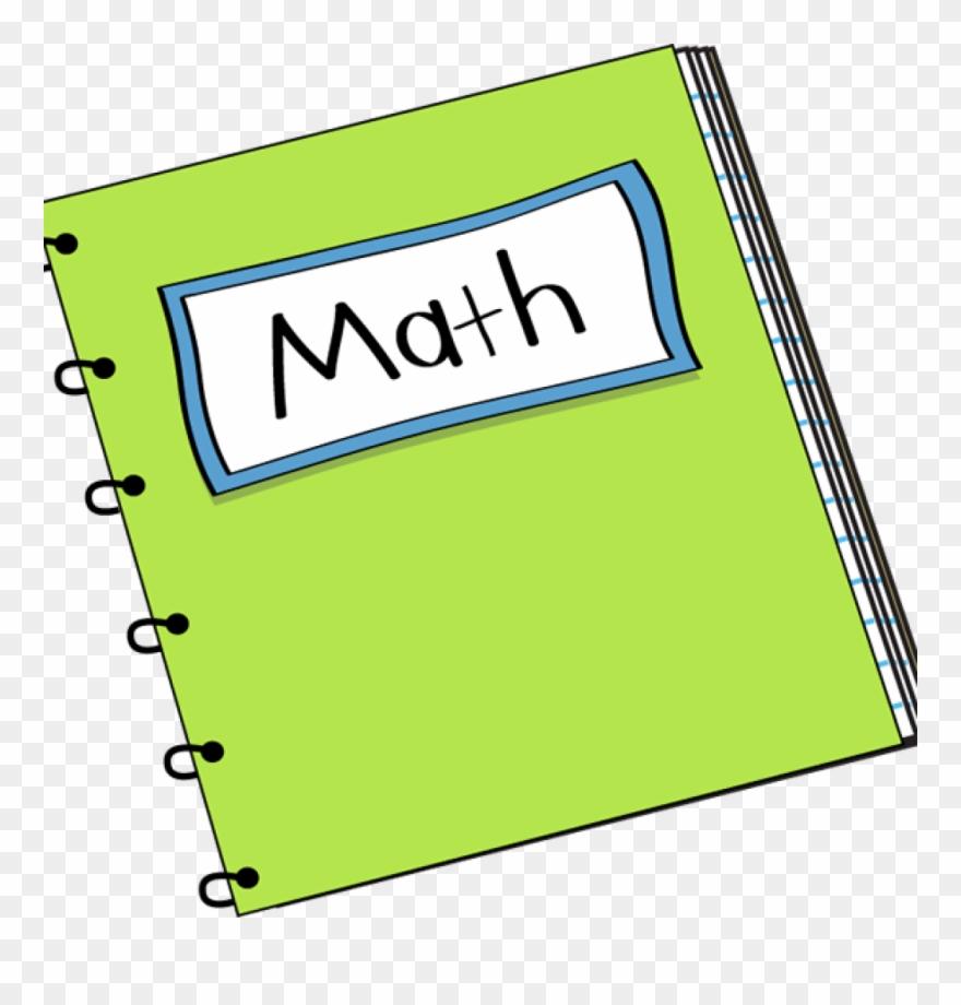 Math Clipart Notebook Clip Art Vector Image First Then.