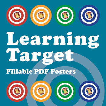 math learning target clipart #6