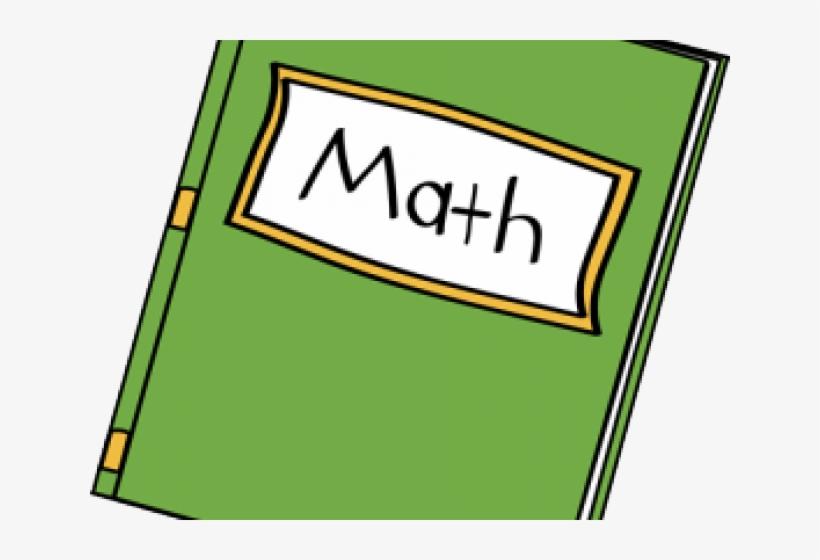 Mathematics Clipart Math Book.