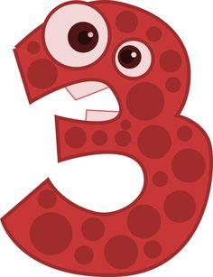 Number Animals 1 by kablam.