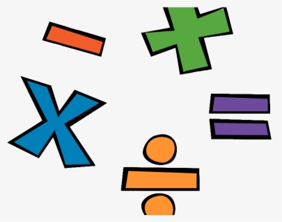 Free Mathematics Clip Art with No Background.